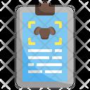 History Pet Icon