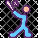 Hit Ball Icon