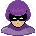 Hit Girl Icon