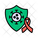 Hiv Shield Hiv Shield Icon
