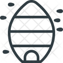 Hive Apiary Apiculture Icon