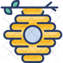 Hive Honey Bee Icon