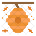 Hive Animals Bee Icon