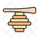 Hive Bee Honey Icon