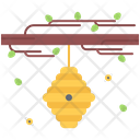 Tree Branch Hive Icon