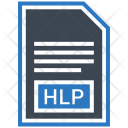 Hlp file Icon