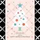Ho Winter Card Icon