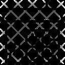 Hoard Quarantine Curfew Icon