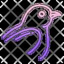 Hoatzin Icon