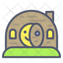 Hobbit Cave Home Icon