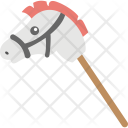 Hobby Horse Icon