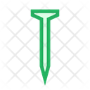 Nail Pin Tool Icon
