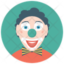Hobo Clown Hobo Costume Circus Joker Icon