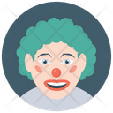 Hobo Clown Icon