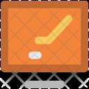 Hockey Match Live Icon