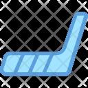 Hockey Stick Ice Icon