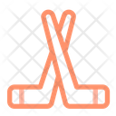 Sport Stick Game Icon