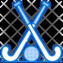 Hockey Sports Accessory Sports Equipment Icon