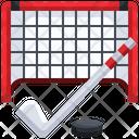 Hockey Hocket Stick Stick Icon
