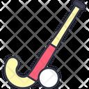 Hockey Sport Ball Icon