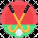 Hockey Outdoor Sports Hockey Game Icon