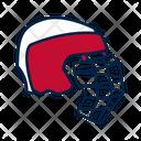 Hockey Helmet Helmet Protection Icon