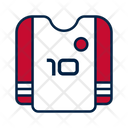 Hockey Jersey T Short Clothes Icon