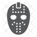 Hockey Mask Helmet Icon