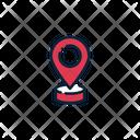 Hockey Place Holder Ice Hockey Placeholder Location Pointer Icon