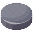 Hockey Puck Disk Icon