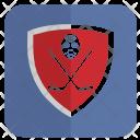 Hockey shield Icon