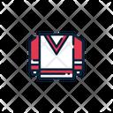 Hockey Shirt Hockey Jersey T Short Icon