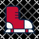 Hockey Shoes Ice Skate Ice Hockey Shoes Icon