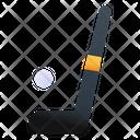 Hockey Stick Hockey Sport Icon
