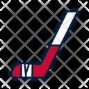 Hockey Sticks Icon