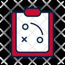 Hockey Strategy Gaem Planning Strategy Icon