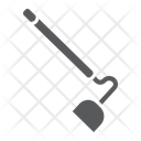 Hoe Equipment Agriculture Icon