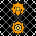 Hoist Reel Cog Icon