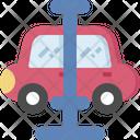 Hoist car Icon