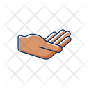 Hold Charity Donation Icon