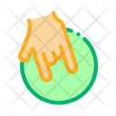 Hold Bowling Ball Icon