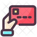 Hold Credit Card Icon