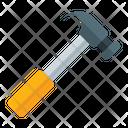 Hold Hammer Holding Hammer Hammer Icon