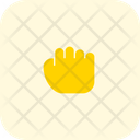 Hold Hand Pointer Icon