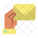 Hold Letter Icon