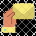 Letterm Hold Letter Hold Envelope Icon