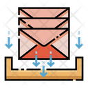 Hold Mail Icon