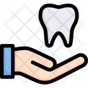 Hold Tooth Icon