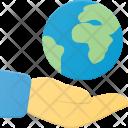 Hold World Icon