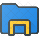 Holder Dock Explorer Icon